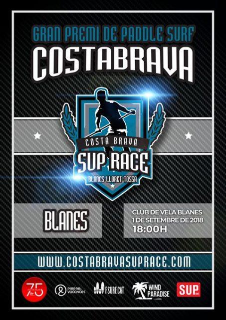 CostaBrava. Eventos de SUP Race