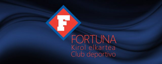 Logo Fortuna. fin de semana up Suping