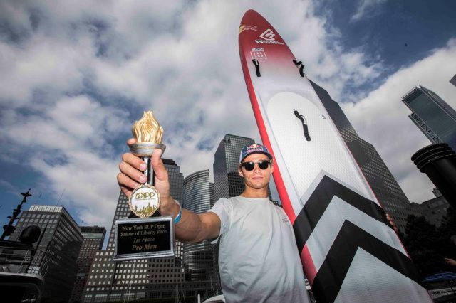 Arthur Arutkin New York SUP Open