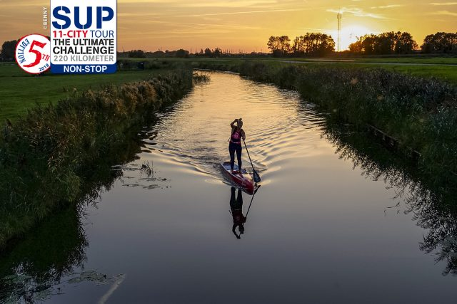 Amanecer SUP11 City Tour NON-Stop 2018