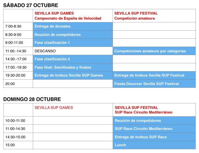 Programa Campeonato de España de Velocidad