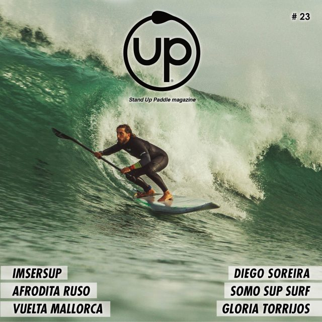 Cover spanish Up#23