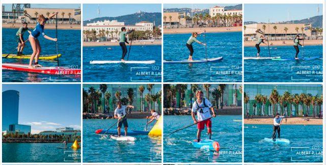Album fotos. Campeonato de Catalunya de SUP Race