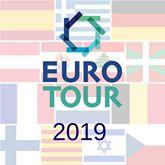 Logo EuroTour. La Misteriosa SUP Race