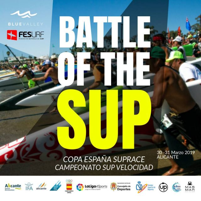 Cartel Battle of the SUP. ALC WATERSPORTS FESTIVAL 2019