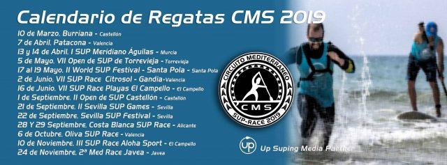 Calendario CMS 2019