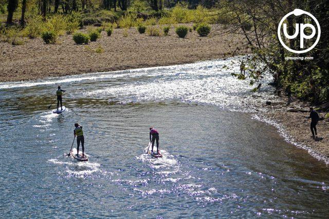 Tramo Del Río SPS Sella SUP River Race