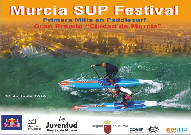 Cartel Murcia SUP Festival