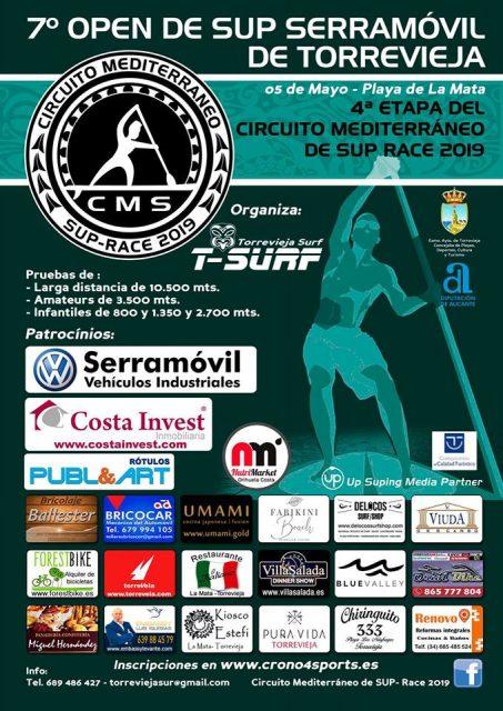 Catel 7º Open de SUP Torrevieja