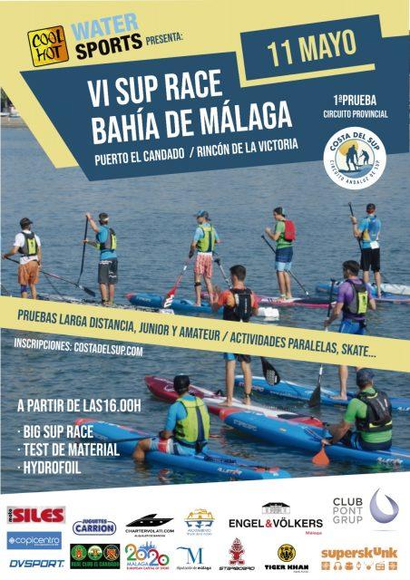 Cartel Circuito provincial Málaga