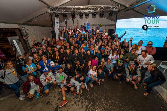 Participantes del World SUP Festival Costa Blanca 2019