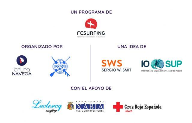 Organizadores SUP Talent 2019