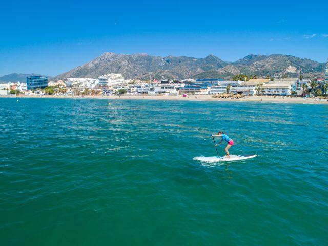 Marbella SUP Festival 2019. Foto: @molimc