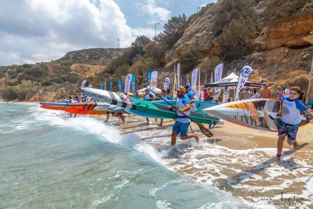 Actividades para todos. Agios Nikolaos on SUP 2019