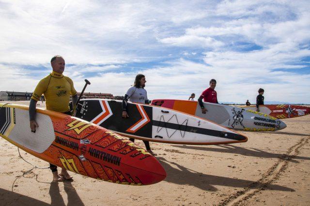 SUP Race. Somo SUP Surf Championship