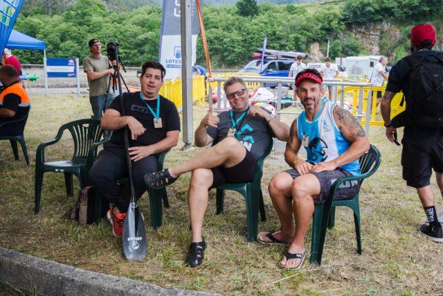 Competición y relax en el WaterWayRace SUP