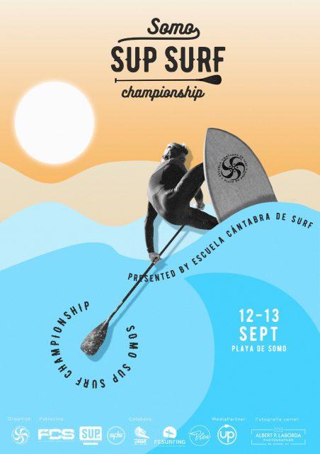 Cartel Somo SUP Surf Championship