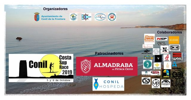 Cartel Conil SUP Fest . Stand Up Paddle en España