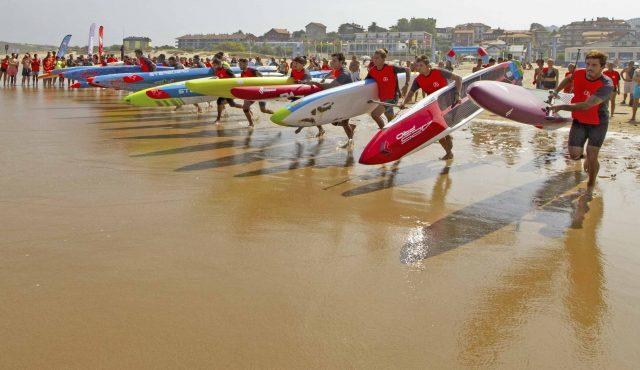Foto James Panter. Suances Beach Race