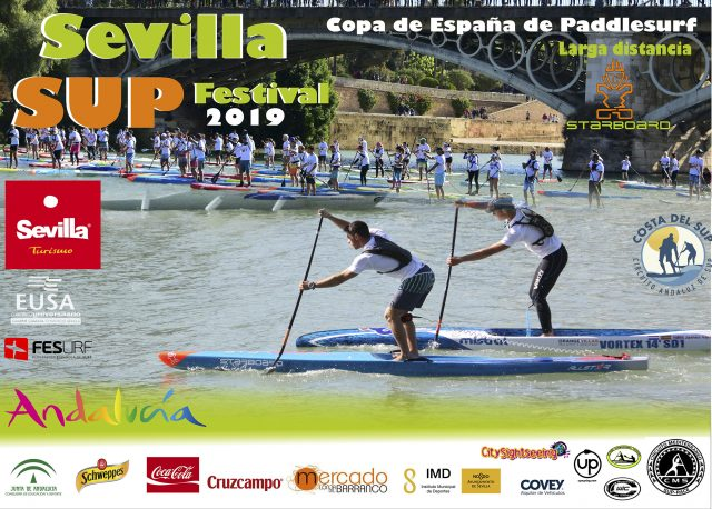 Cartel Sevilla SUP Festival