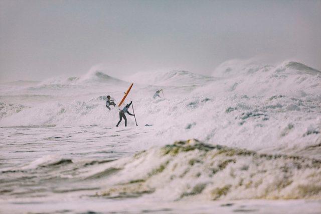 Se esperan grandes olas en el Red Bull Heavy Water 2019