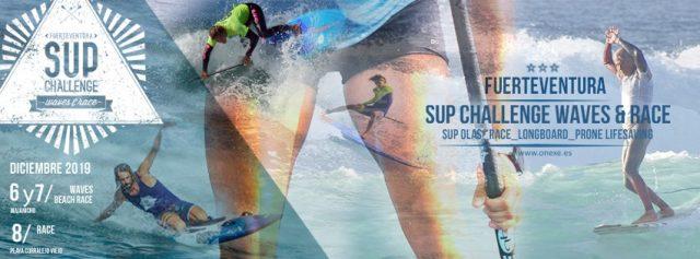 Banner Fuerteventura SUP Challenge Waves&Race 2019