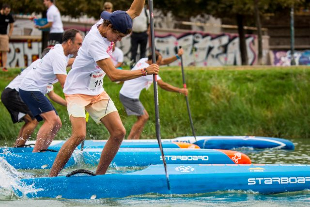 Stand Up Paddle Velocidad