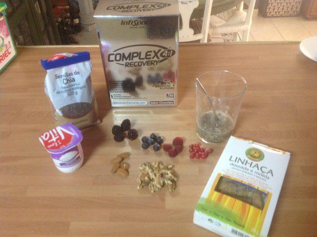 Alimentos para la Nutrición Deportiva en el SUP