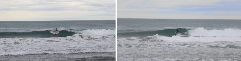 Descubriendo buenas olas en Islandia