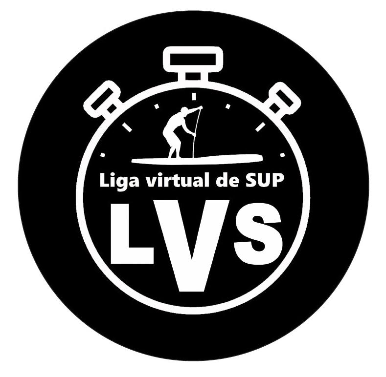 Logo la Liga Virtual de SUP