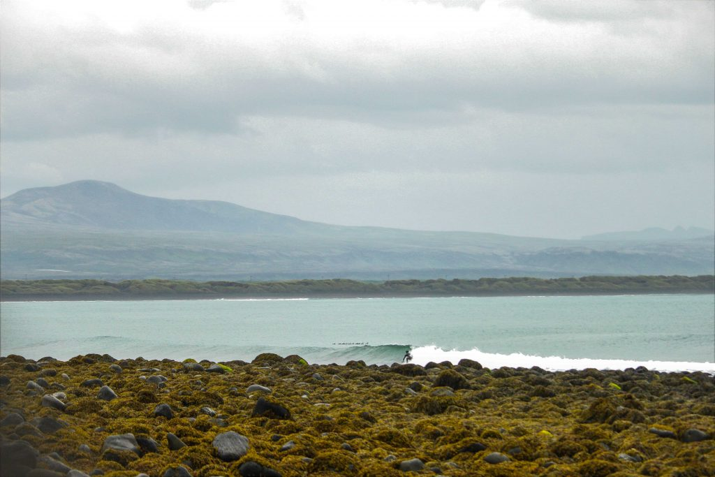 Buenas derechas en Islandia