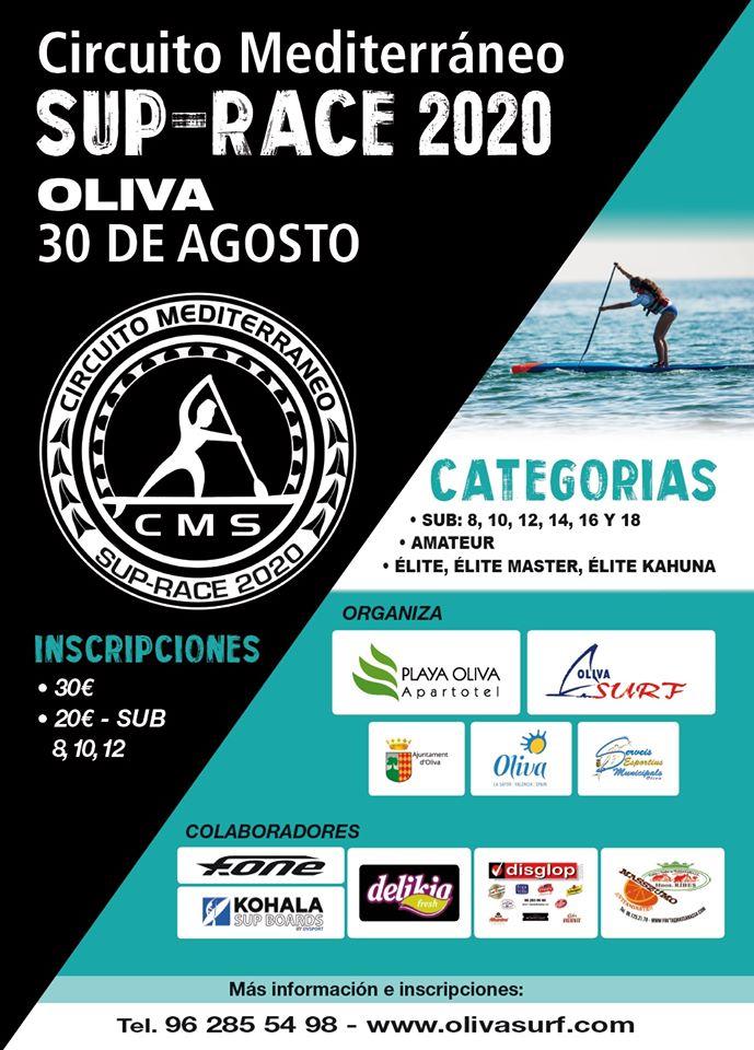 Cartel Oliva SUP Race