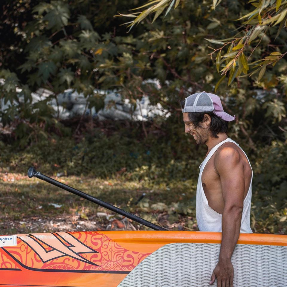 Lucas Correa - Stand Up Paddle Argentina