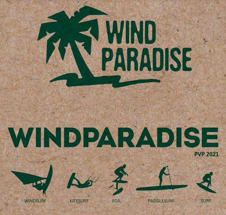 Catálogo de productos Windparadise 2021